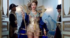 Beyonce has done lost her mind & I love it. Click to watch the promo video for the Mrs. Carter World Tour & Repin if you love it!