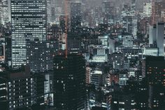 Tōkyō Desu Last year we featured the stunning images of Tokyo by Nina Geometrieva in collaboration with Damjan Cvetkov Dimitrov, you can see the previous post here. This post includes the same group of images turned into GIFs which adds another...