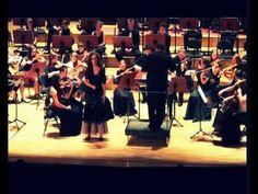 Muzyka zmniejsza stres, łagodzi strach, dodaje energii i poprawia pamięć. Muzyka sprawia, że ludzie są mądrzejsi...  #beata #dencikowska #music #Musik #musica #mezzosoprano #mezzo #love #passion #art #vocalise #wokaliza #concert #concerthall #kilar #gesang #canto #beautiful