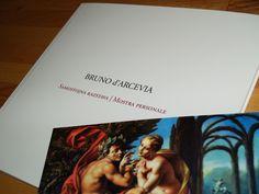 gallery catalog & invitation / design and layout Barbara Koblar