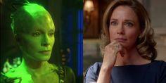 Susanna Thompson, Borg Queen ST Voyager