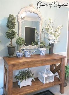 113 Best Entry Hall Table Images Furniture Credenzas