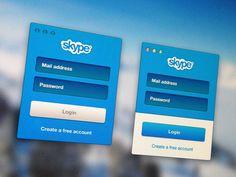 Skype for Mac - Login