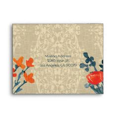 Shop Country Harvest, Wedding Response Envelope created by MetroEvents. Thank You Notes, Thank You Cards, Wedding Response Cards, Custom Printed Envelopes, Rsvp, No Response, Harvest, Wedding Invitations, Stationery