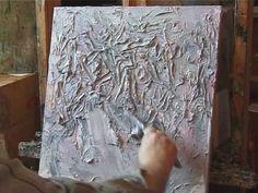 ArtisinU.com Art Kit A200 & A201 Texture - YouTube