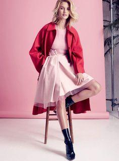 Fashion editorial| Rosie Huntington-Whiteley by Alexi Lubomirski For Uk Harper's Bazaar | http://www.theglampepper.com/2015/08/12/fashion-editorial-rosie-huntington-whiteley-by-alexi-lubomirski-for-uk-harpers-bazaar/