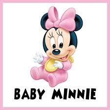 Resultado de imagen para minnie baby png