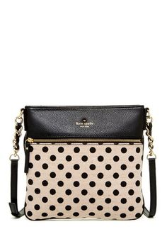 ellen polka dot crossbody by kate spade on @HauteLook