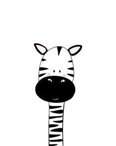 Nursery Drawings, Baby Animal Drawings, Kids Room Art, Art Wall Kids, Art For Kids, Drawing Wallpaper, Cute Doodles, Baby Art, Fabric Painting