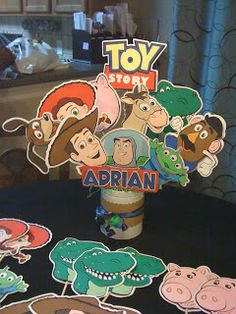Toy Story B-day Centerpiece