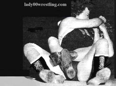 50s vintage women wrestling DVDs Pictures