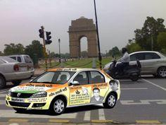 campaign car gap