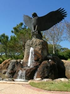 Victory Eagle Sculpture Image