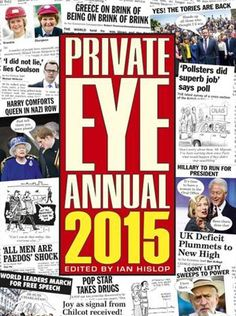 Shop for Private Eye Annual 2015 (annuals). Starting from Choose from the 5 best options & compare live & historic book prices.