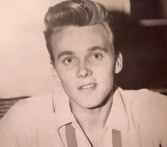 Billy Fury - put on our Facebook Groups for Billy by Lee Fry