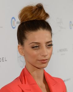 Angela Sarafyan at The 3rd Annual Autumn Party Featuring A Fashion Show By J. Mendel Benefitting Children's Institute, Inc. 2012.