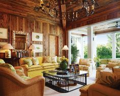 Terms Of Endearment - A Home Perched Close To The Shore Celebrates Its Owners' Life And Love