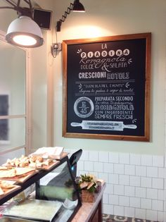 Piadineria Romagnola E 45 designed and made by RPM Proget www.rpmproget.it