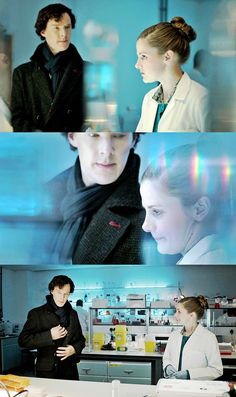 I don't really ship Sherlolly, but it's kinda sweet. Benedict Cumberbatch Sherlock, Sherlock Series, Louise Brealey, Jeremy Brett, Dr Watson, Sherlolly, Baker Street, Superwholock, Films