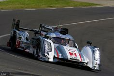 Le Mans: Focus on Audi R18 e-tron quattro lead engineers