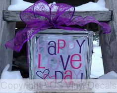 HAPPY LOVE DAY! (Multi-Color)