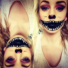 Cheetah makeup for Halloween #cheetahmakeup #halloween #makeup ...