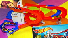 Auto Lift Expressway Hot Wheels Track - Kid Toys Are Fun