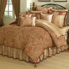 Castille Comforter Bedding by Veratex