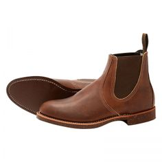 Red Wing Mens Chelsea Rancher Boot  http://www.henmores.co.uk/red-wing-mens-chelsea-rancher-boot