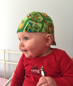 Custom Order Infant/Toddler Welding Cap by KattsHatts on Etsy