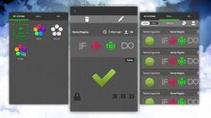 Grazie all'app di Atooma puoi rendere automatiche le funzioni che esegui abitualmente con il tuo telefono in modo da risparmiare tempo e creare nuove utili funzionalità. Produttività, Wifi, Mobile Data, Facebook, Twitter, Instagram, Gmail, ora sei tu ad avere il controllo del tuo dispositivo Android e iOS. Come funziona Atooma?SE (IF) succede qualcosa ALLORA (DO) ...