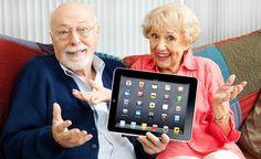 old people and technology - Google zoeken