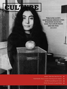 Yoko Ono When She Was Young | Yoko Ono - Numero Uno (Newsweek)