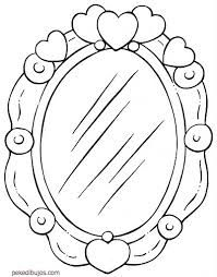 Resultado De Imagen Para Espejo Para Colorear Coloring Pages Printable Coloring Book Free Printable Coloring Pages