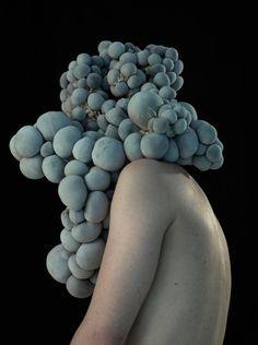 Przemek Dzienis Dorota Buczkowska - Untitled, 2010 #weird #art #strange #odd #offthewall #random
