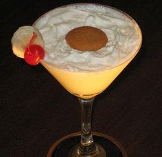 Banana Pudding Martini | Hampton Roads Happy Hour