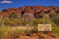 Piccaninny Creek Western Australia Purnululu. ...