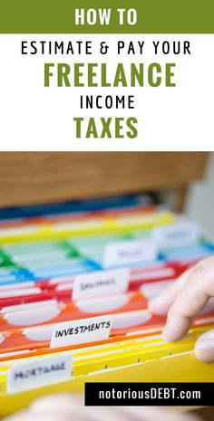 Paying freelance income taxes doesn't have to be as scary as it sounds. Here's how to prepare for and estimate your tax liability, including whether you'll owe quarterly taxes or not. Small Business Tax, Business Tips, Online Business, Income Tax Preparation, Financial Organization, Organization Ideas, Tax Payment, Self Employment, Writing Jobs