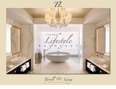 Luxury bathtubs, air spas and basins brochure