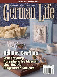 Free German Life Magazine (Dec12 - Jan13)  Free Samples GermanLife.com Reports on aspects, towns in Germany, Swiss, Austria and German-owned bus., event and communities in the US