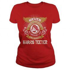 I Love Harris Teeter T shirts