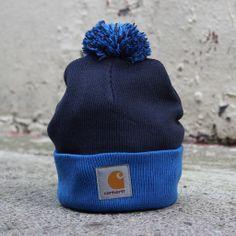 Carhartt Britt Beanie (Blue)