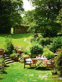 Garden Design Plans - New ideas
