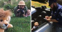 Dad Takes Hilarious Pics With His Baby Girl In Costumes And They're Just Too Adorable | Bored Panda