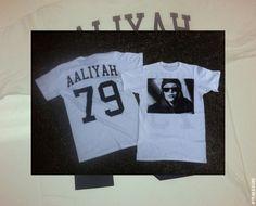 Rum & Koke Aaliyah T-Shirt