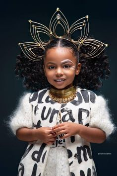 Black Girl Art, Black Women Art, Black Girls Rock, Black Kids, Black Girl Magic, Beautiful Black Babies, Beautiful Children, Locs, African Princess