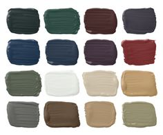 Ralph Lauren Paint Colors ralph lauren paints – greenwich village collection | color the