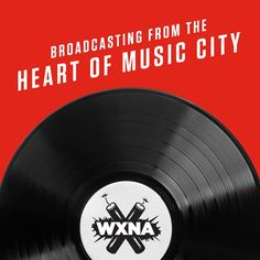 WXNA is simply the best radio station in Nashville! As a non profit they provide a great service to the community. Radio Websites, New Work, Nashville, Design Inspiration, Community, Good Things, Instagram