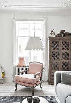 House of C | Interior blog: Bohemian Copenhagen apartment