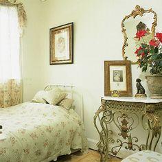 Weinlese-Stil-Schlafzimmer Wohnideen Living Ideas